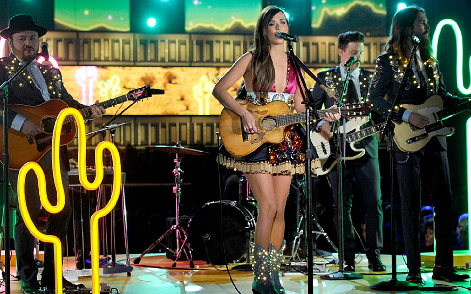 56TH GRAMMYS - KACEY MUSGRAVES