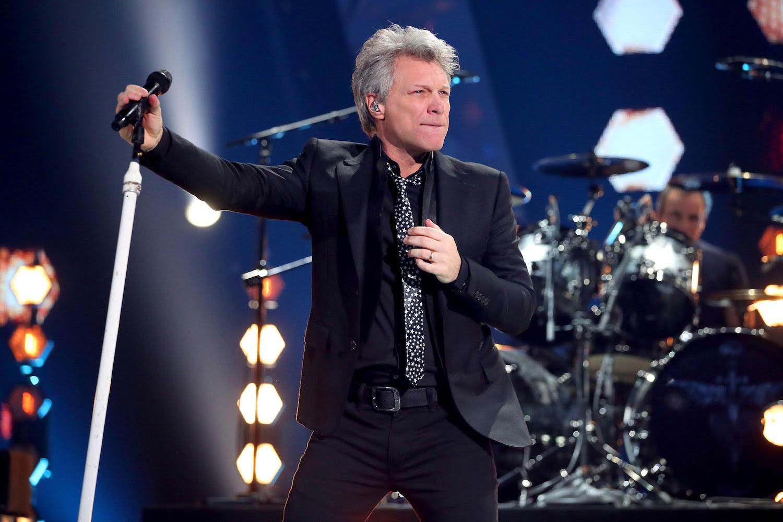 iHeart Radio Music Awards - Bon Jovi