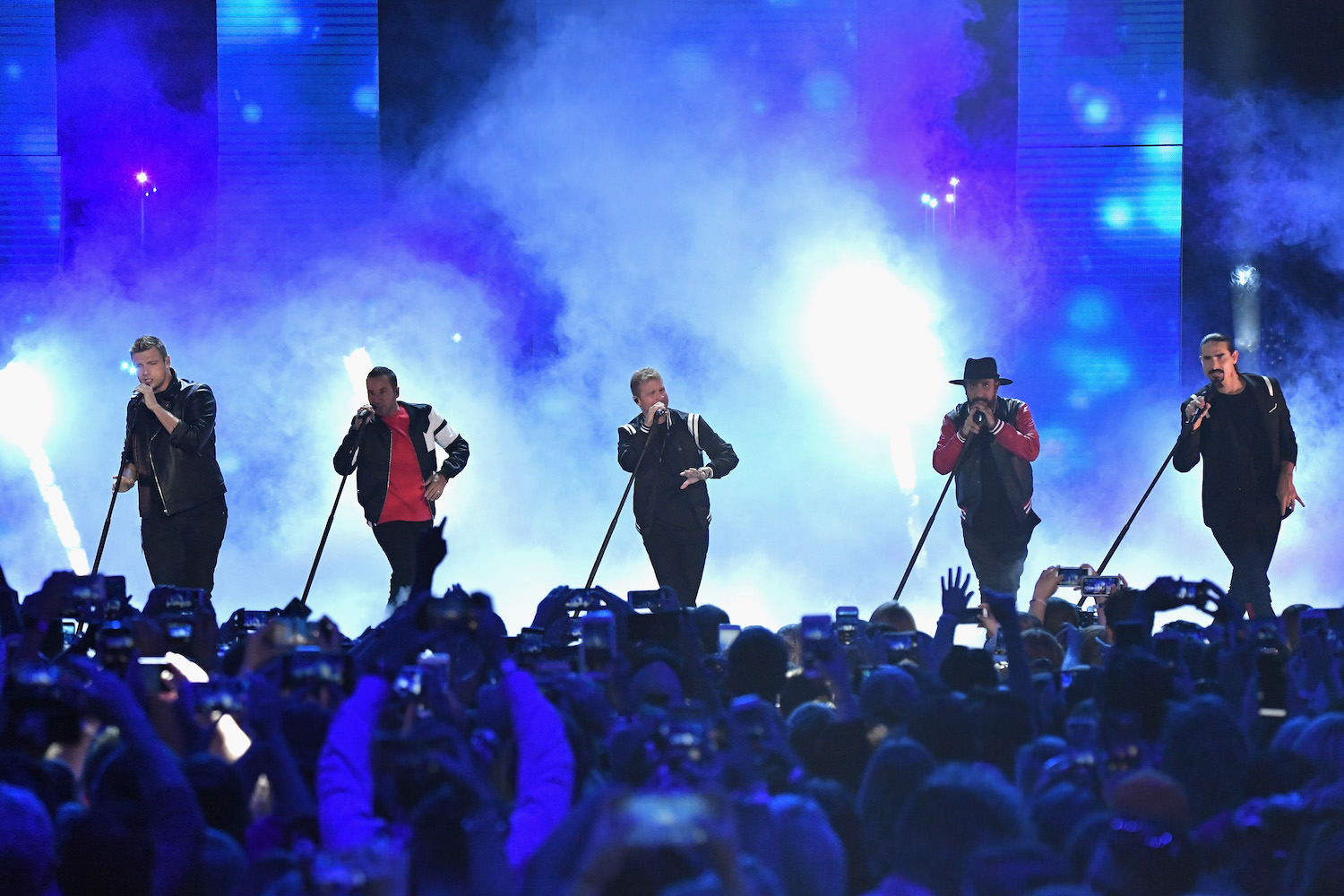 BACKSTREET BOYS - CMT MUSIC AWARDS