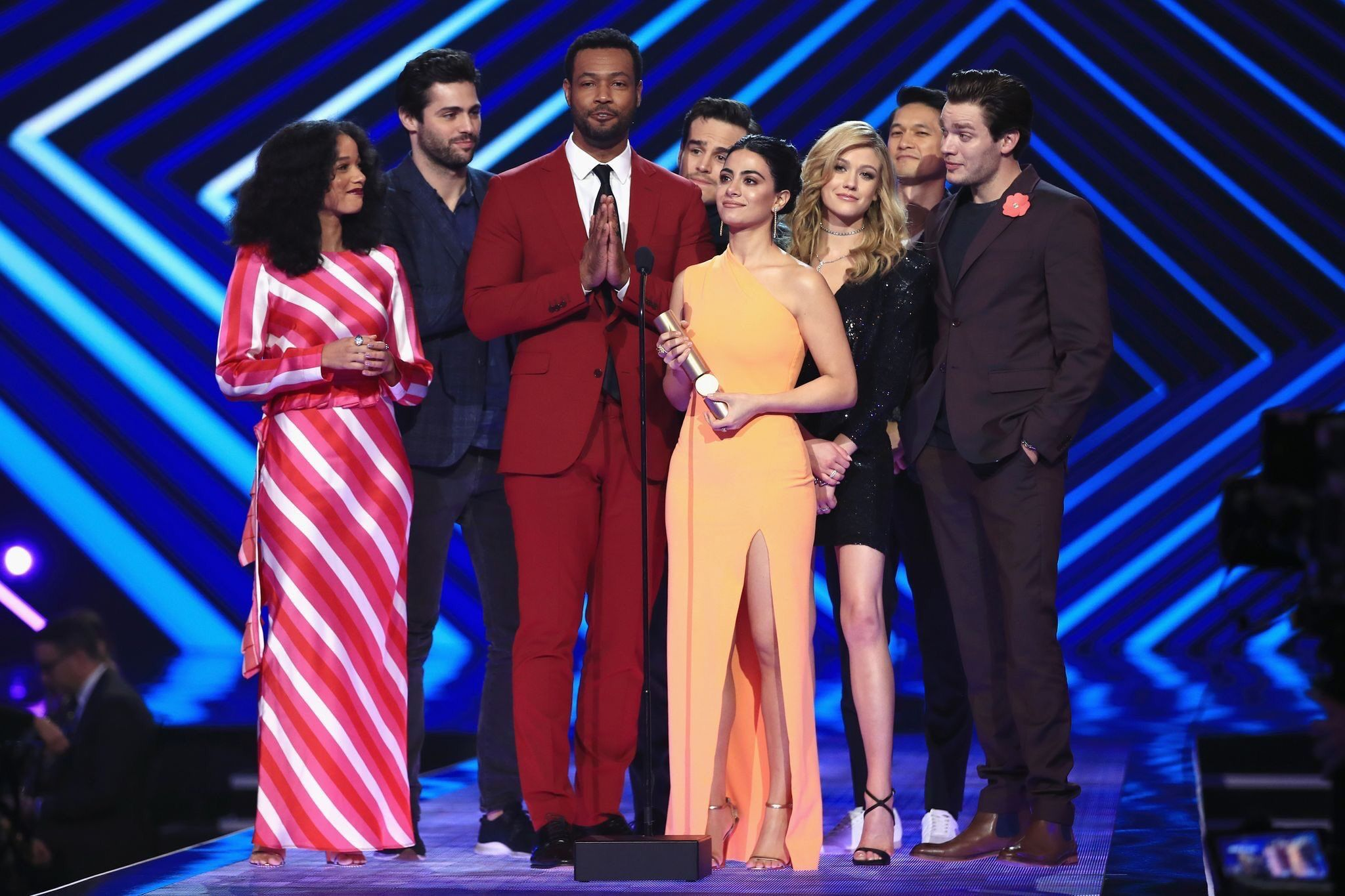 E! PEOPLE'S CHOICE AWARDS 2018