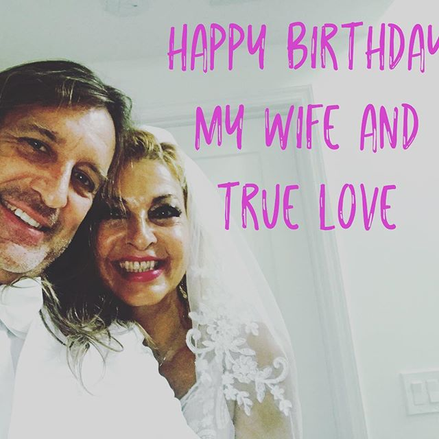 Happy Birthday to you Wendy Riese I love you now and forever 🥂❤️💕❤️💕❤️💕❤️💕❤️💕❤️💕❤️#married #truelove #domperignonjeffkoons #domperignon #venius #jupiter #
