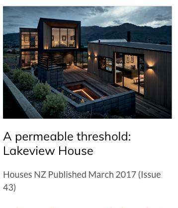 Wanaka House