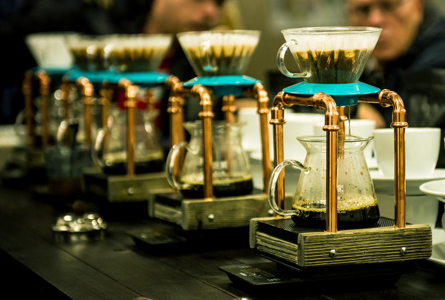 kaffeprovning - Är du intresserad av att lära dig mer om kaffe?Ta med dig en vän och kom på kaffeprovning!