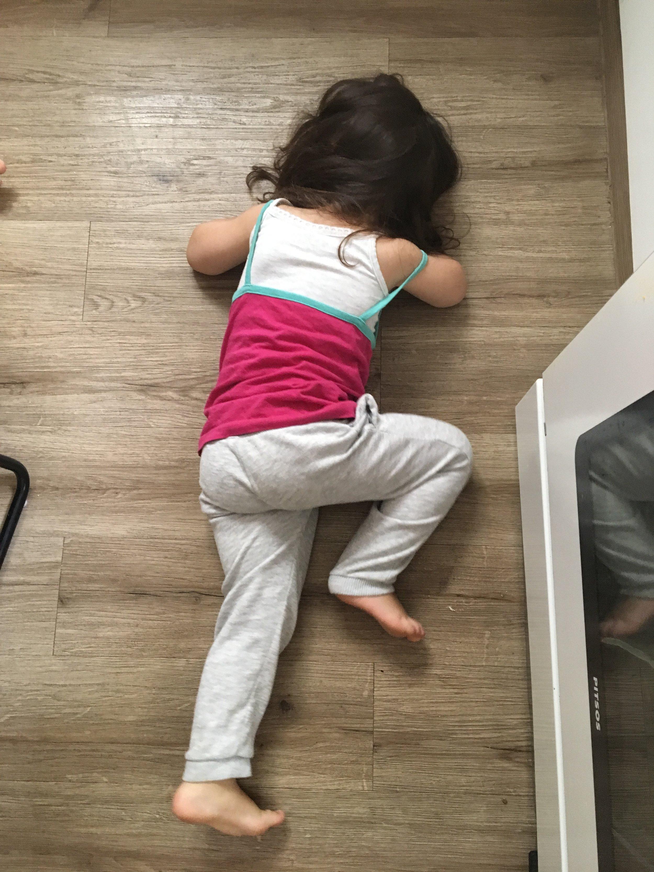 ''Μαθαίνω πως να διαχειριστώ την ματαίωση αυτή τη στιγμή, δεν θέλω να σας τρελάνω'' - Σοφία, 2,5 ετών