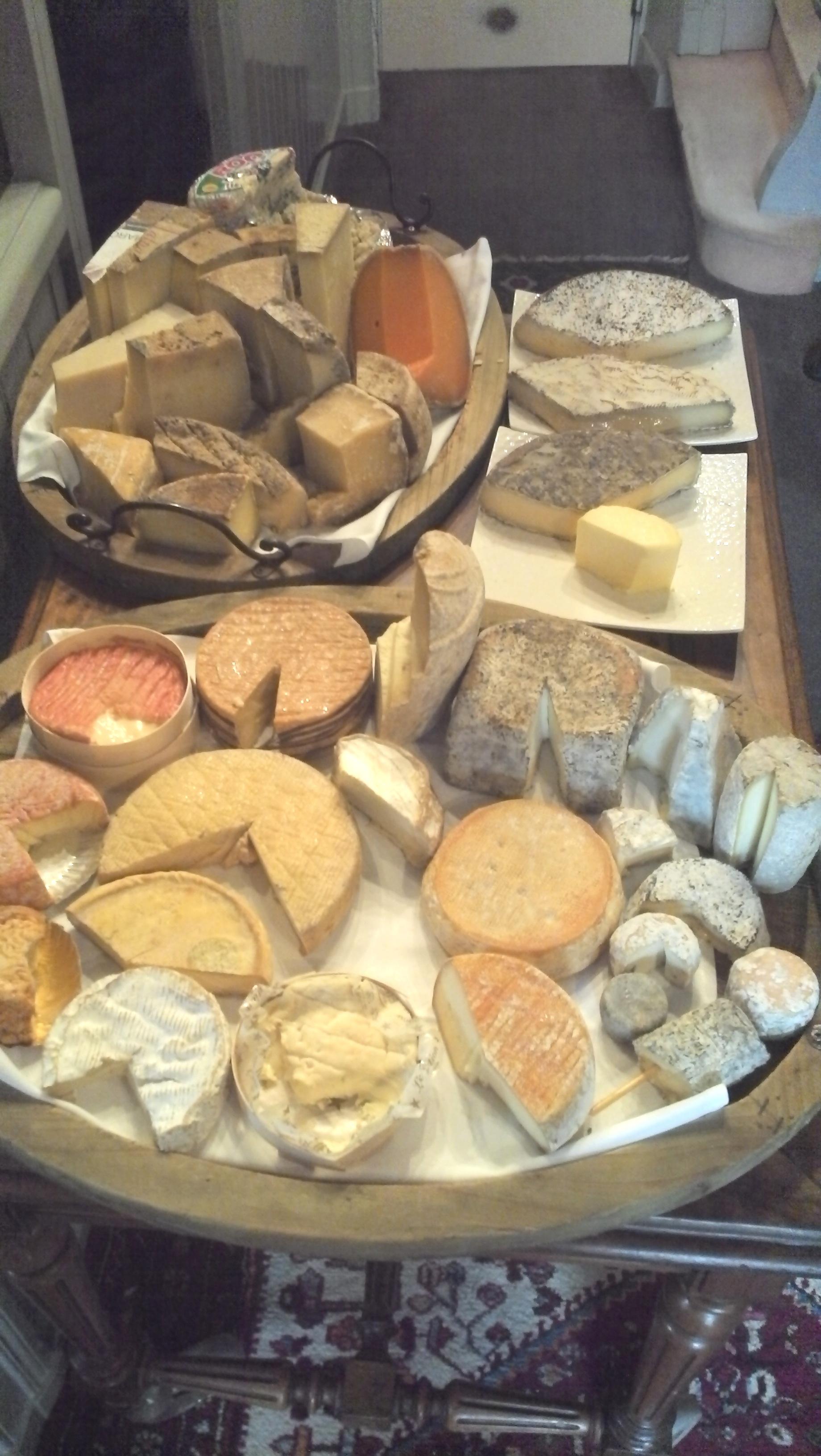 Bordeaux Cheese
