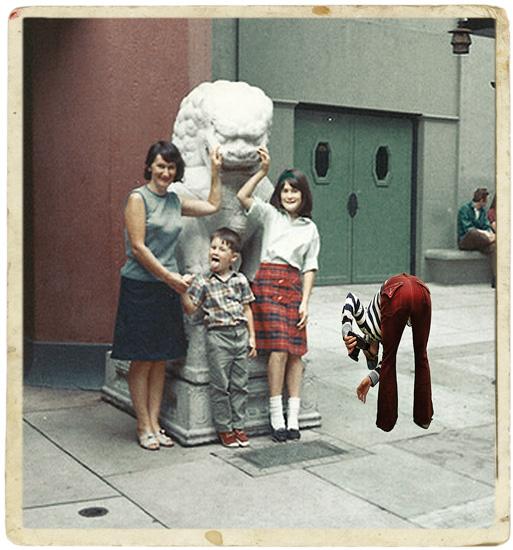 Saudade: Kodak Snaps - Chinese Theatre