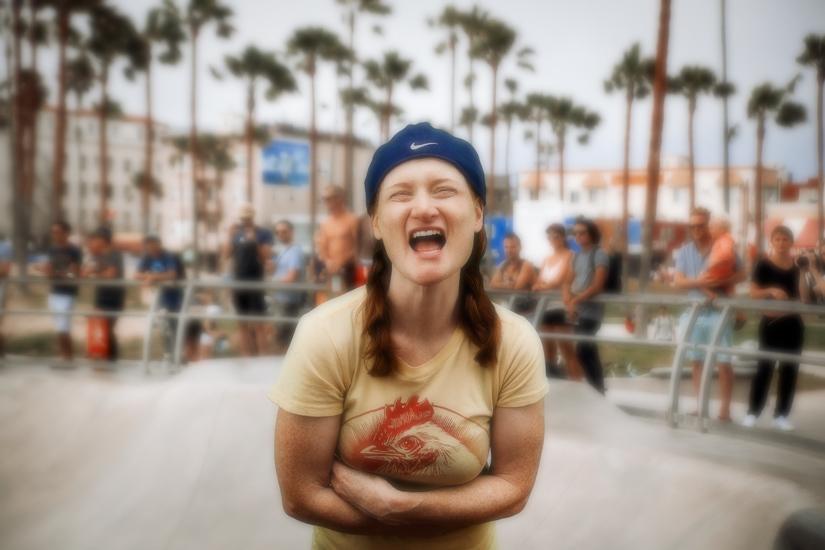 Saudade: American - Venice Skate Park