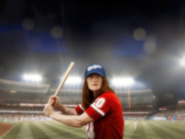 Saudade: American - Dodgers Stadium