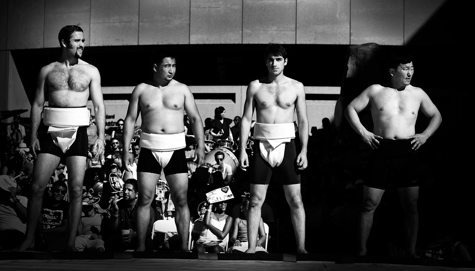 13th Annual US Sumo Open