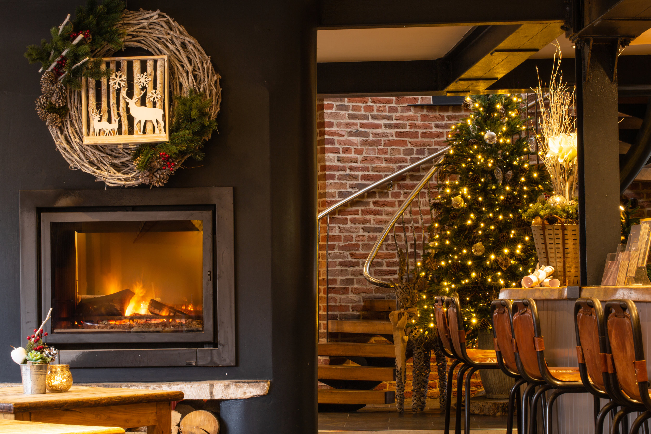 join us from tuesday 3rd december - To celebrate the festive season …