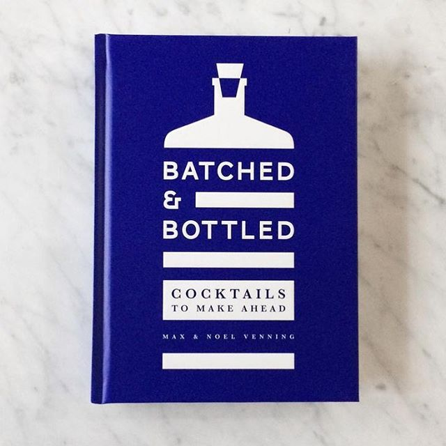 👨🏻📘 ⠀ What do you get for the man that has everything this Father's Day? ⠀ Our Batched & Bottled cocktail book - it's a no brainer. ⠀ Just £13.35 on @amazon Prime. Go, go, go! ⠀ #batchedandbottled #fathersday #cocktailrecipes #dad #londonbars #amazon #barthree #giftideas #spitalfields #cocktails #giftguide #fathersdaygifts