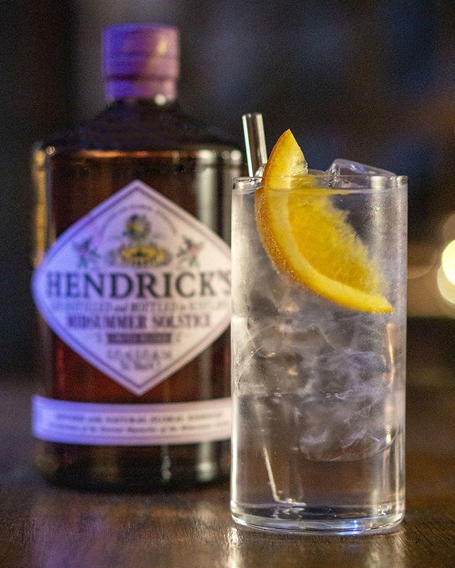 🍸☀️ ⠀ Summer solstice? We've got a gin for that... ⠀ #summersolstice @hendricksgin #gin #imbibe #barthree #blixen #londondrinks #worldsbestbars #summer #londoncocktails #timeoutlondon #spitalfieldsmarket #eastlondon #basementbar