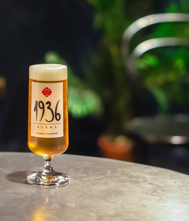 🍺🕶 ⠀ We've got @1936 beer on tap - clean and fresh, come and give it a whirl. ⠀ #beer #1936 #1936biere #worldsbestbars #beerlover #beergram #biere #instabeer #londondrinks #spitalfields