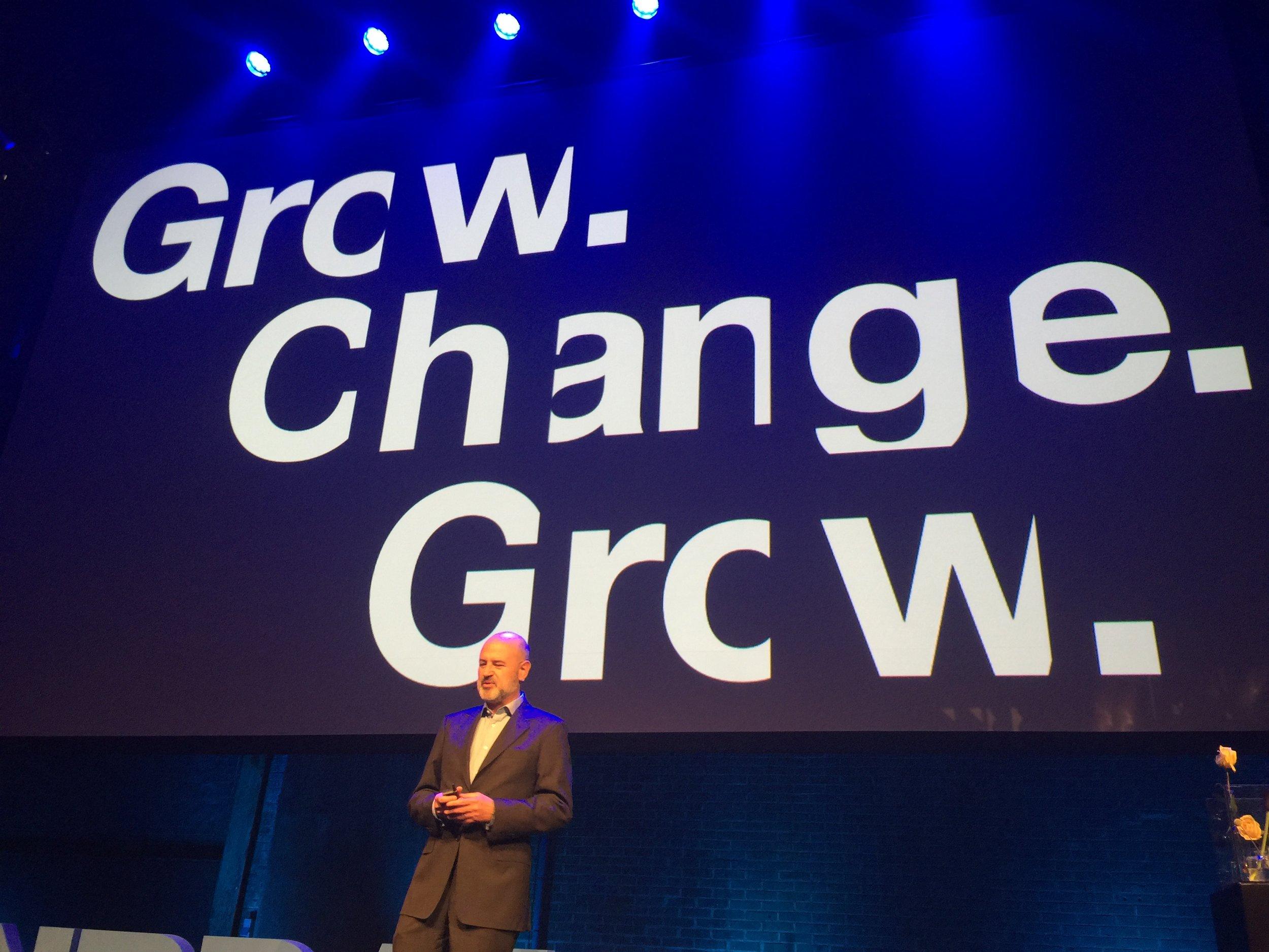 Photo:Jez Frampton, Group CEO Interbrand