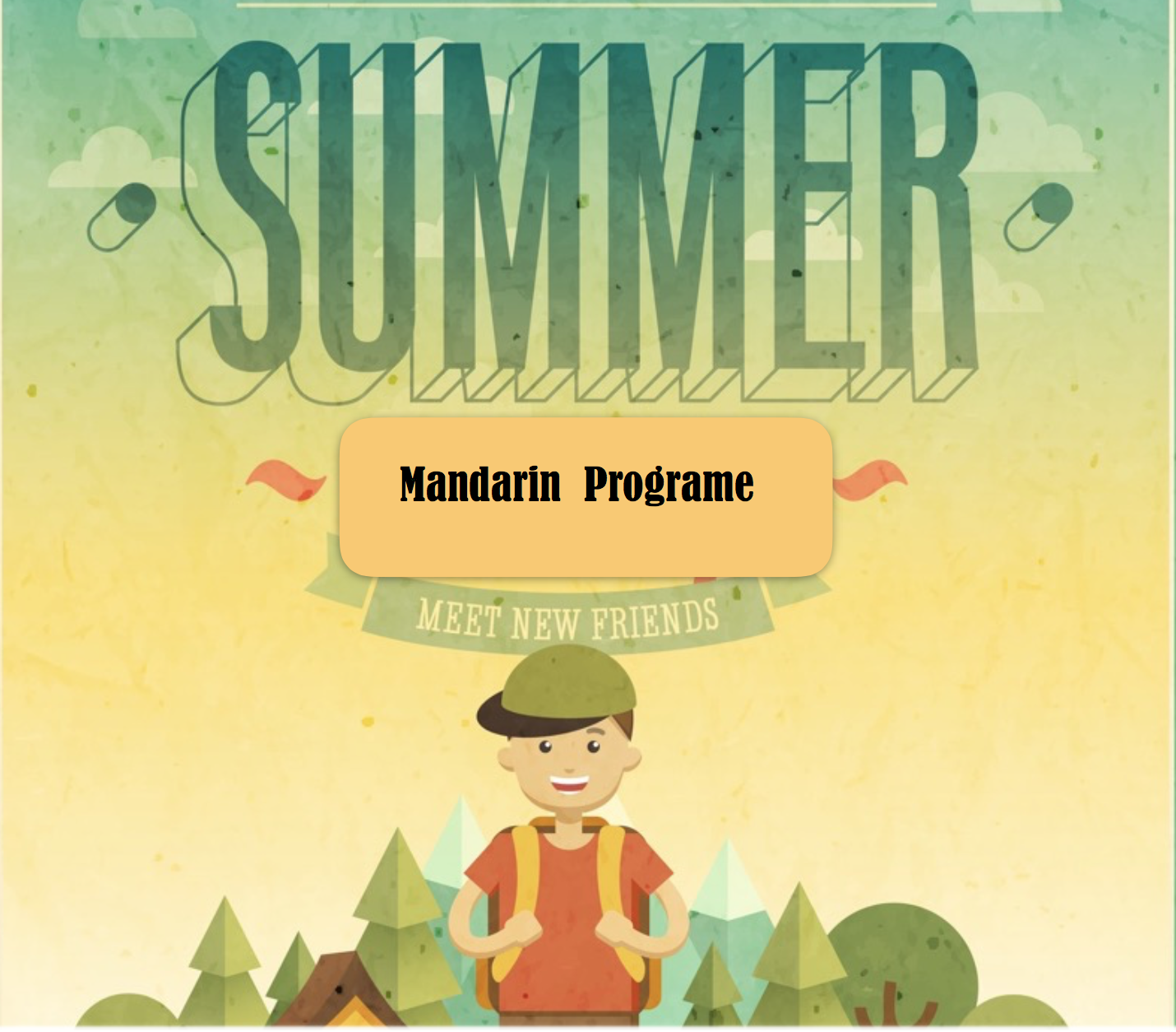 Learn Mandarin Summer Camp Singapore