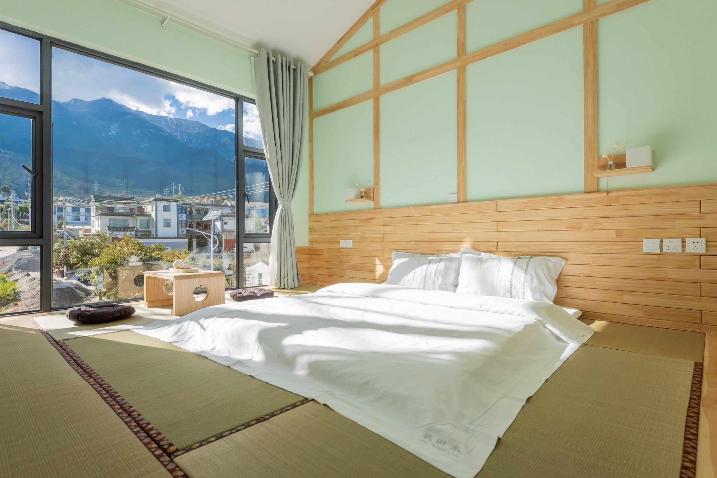 Guest Room 1 @Akitaya Guesthouse Dali 大理秋田家精品客栈