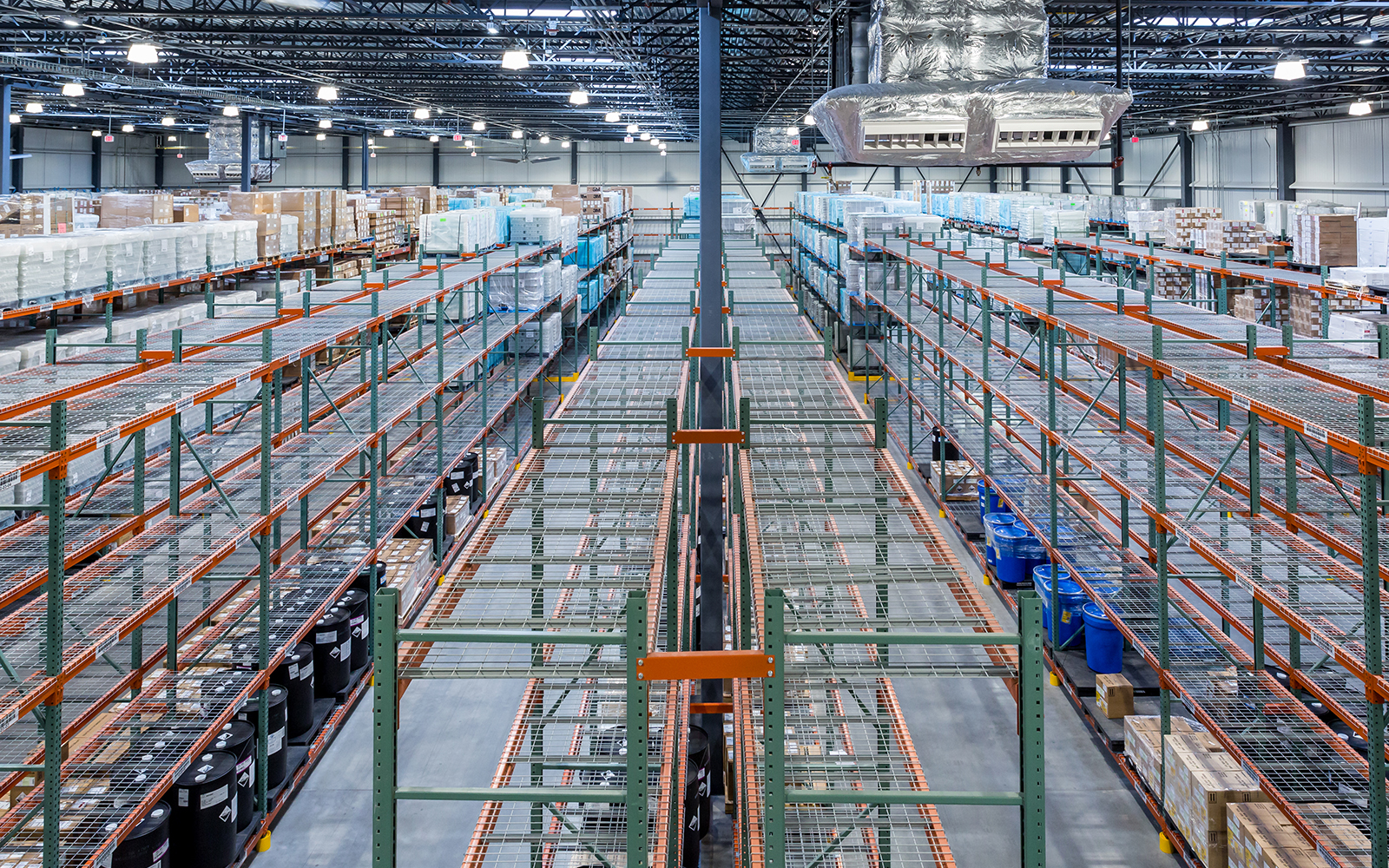 Distribution & Warehousing by Nutec