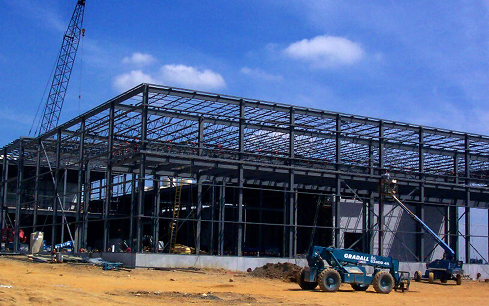 CONSTRUCTION & FACILITIES PROJECTS