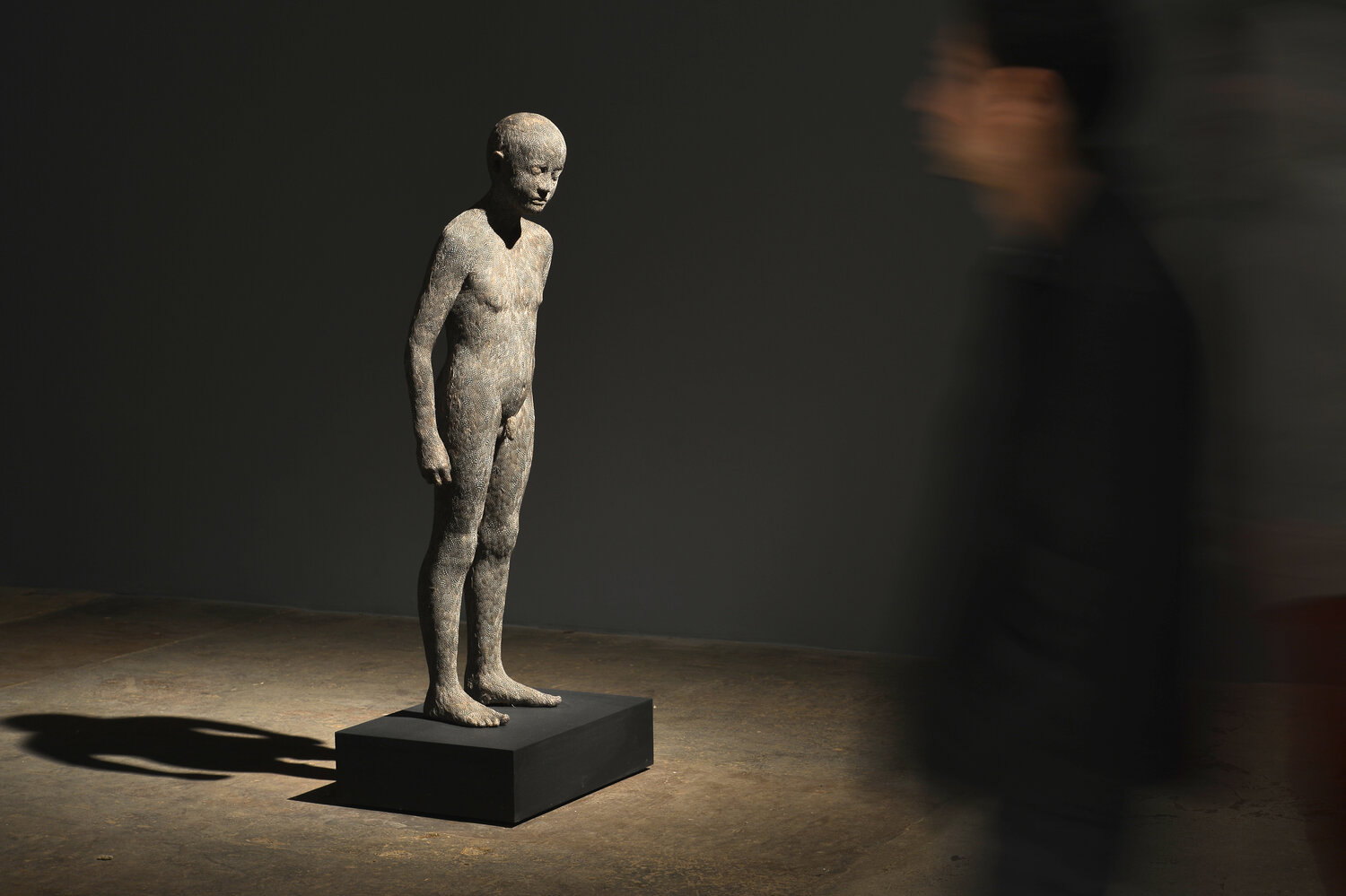 The Unknown Boy 2 , Lucy Glendinning, 2019 Exhibitor