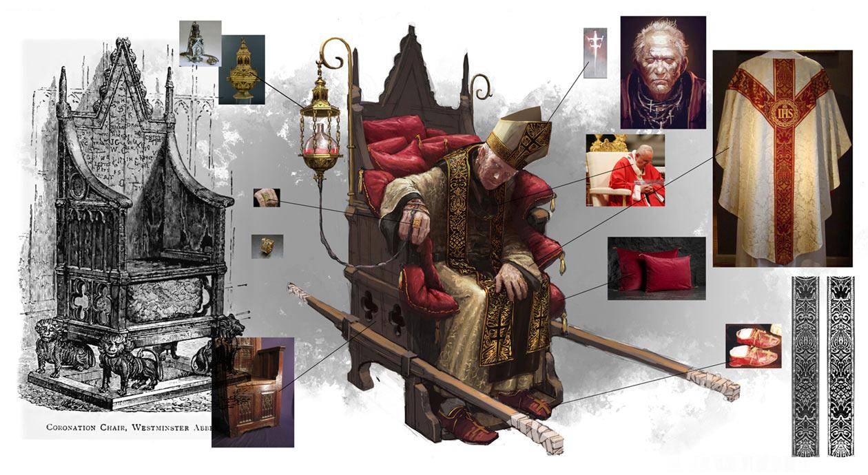 © Character design, A Plague Tale: Innocence, Asobo Studio, Focus Home Interactive