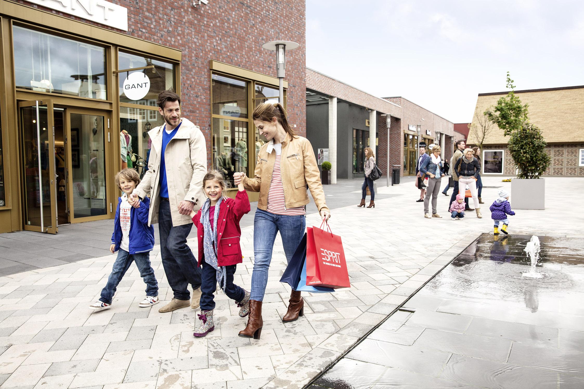 Designer Outlet Soltau — ROS Retail Outlet Shopping
