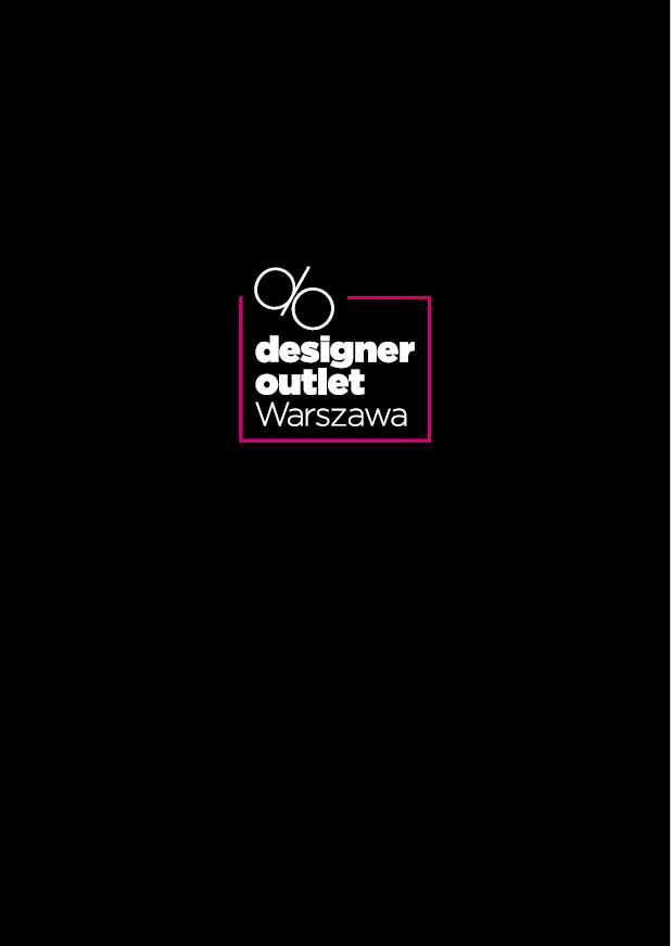 Designer Outlet Warszawa - Leasing brochure 2018/19