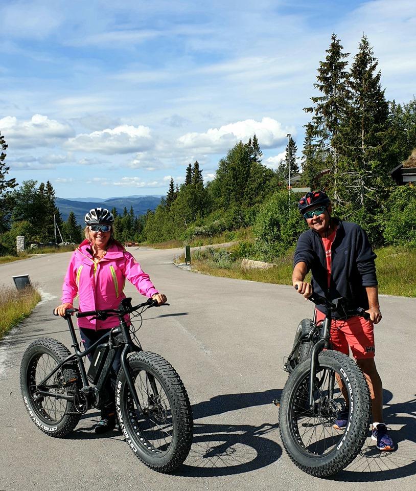 Nye sykkelstier kommer våren 2019
