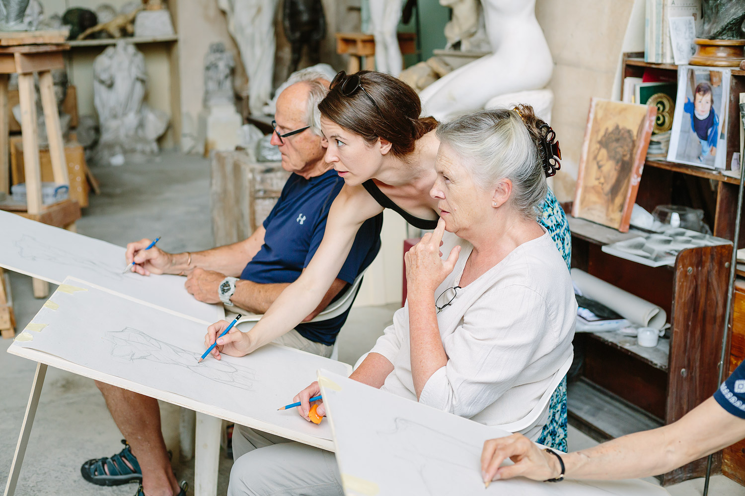 Anatomical Drawing in Italy