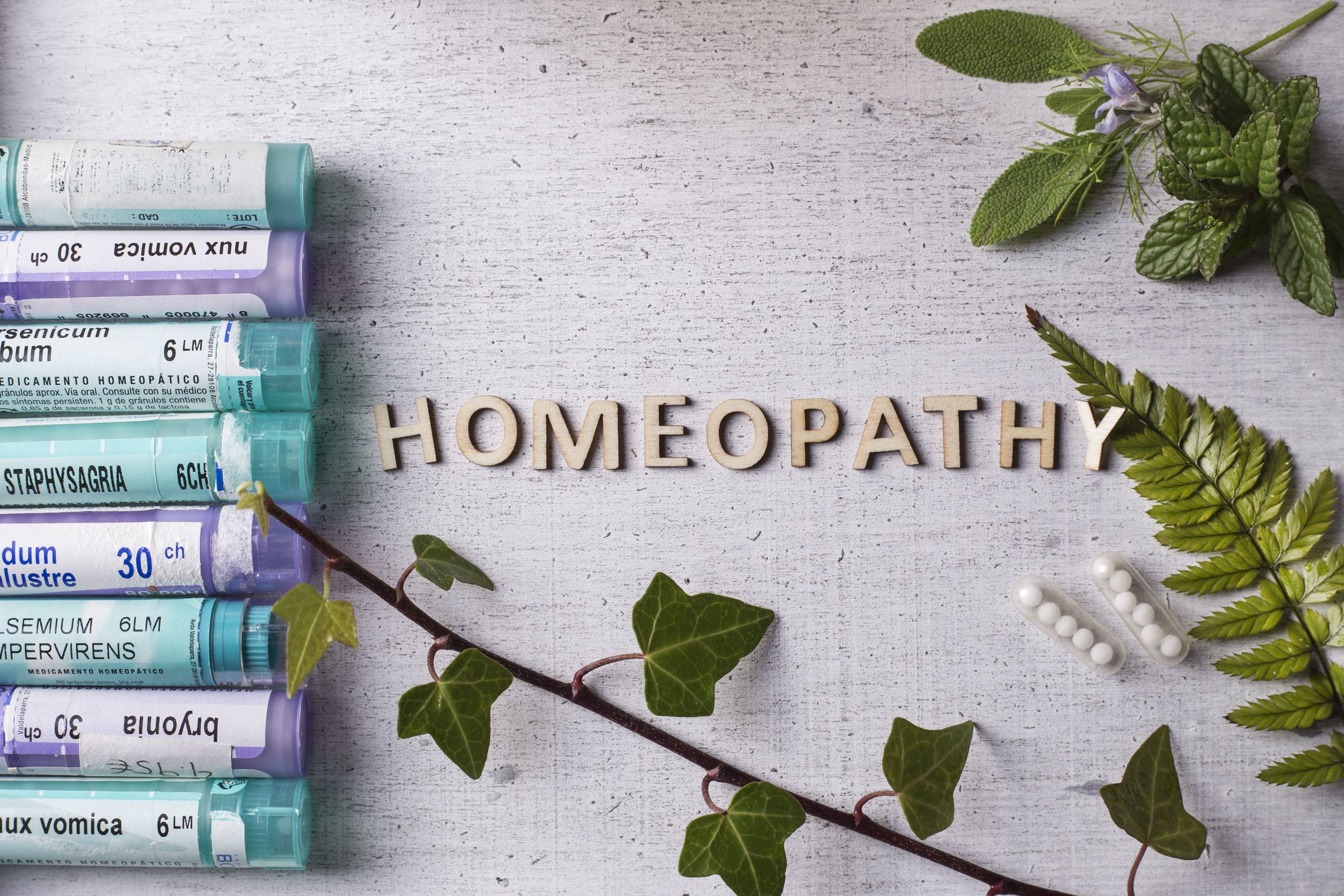 Photo from the British Homeopathy Association