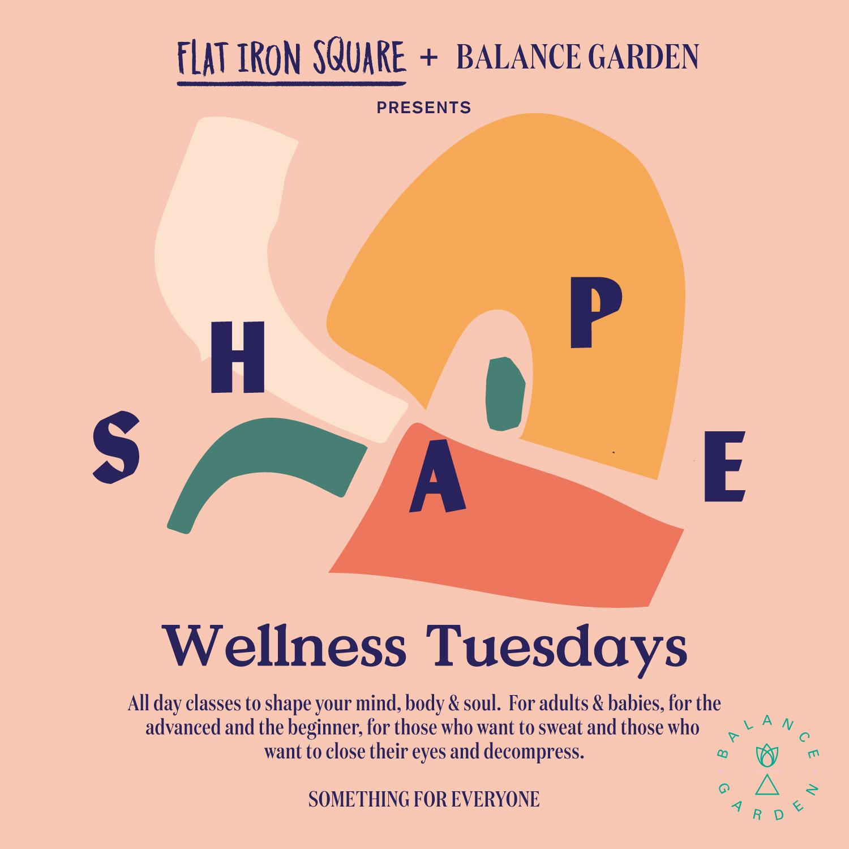 Shape wellbeing