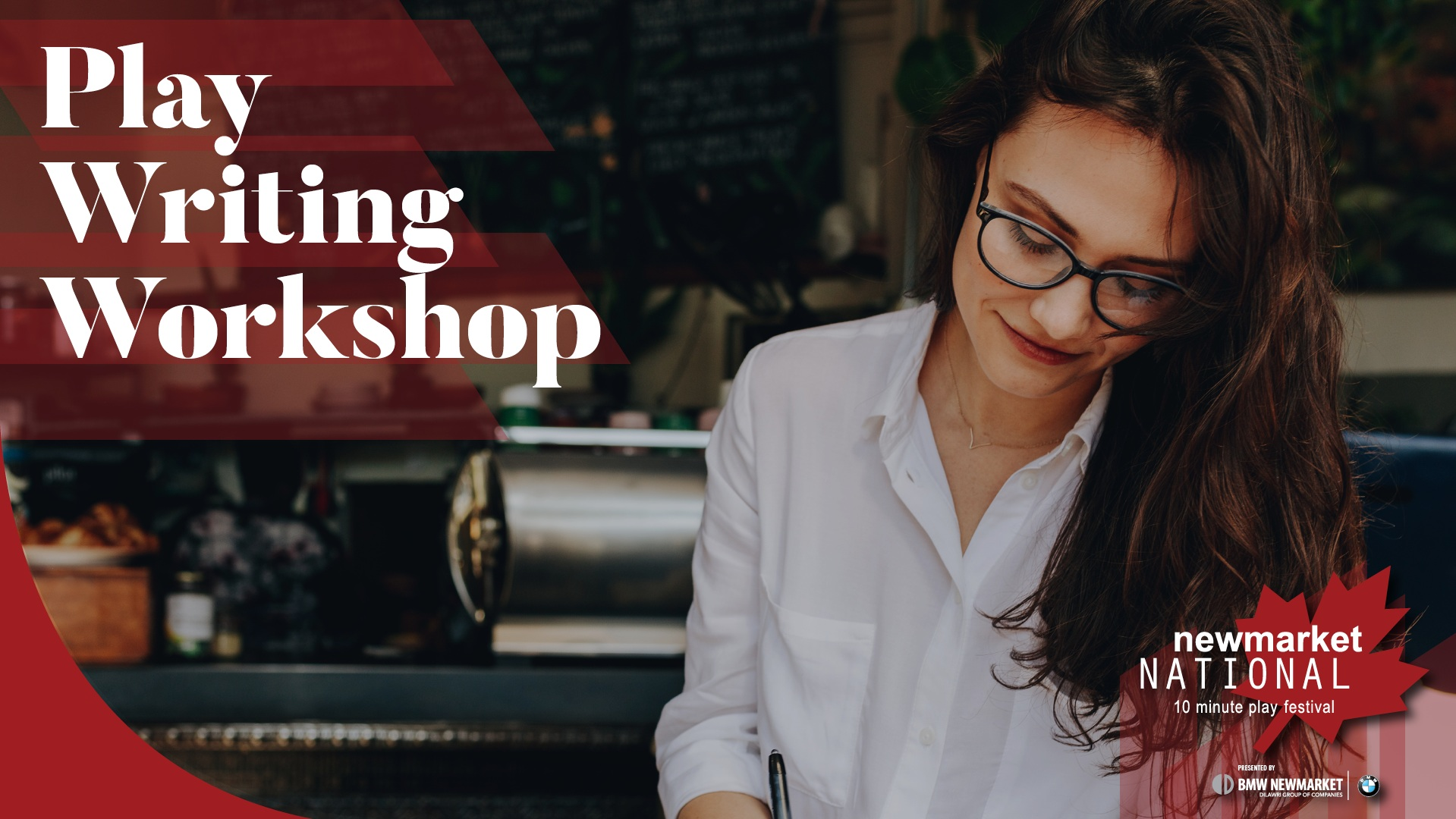 10 Minute Play Writing Workshop