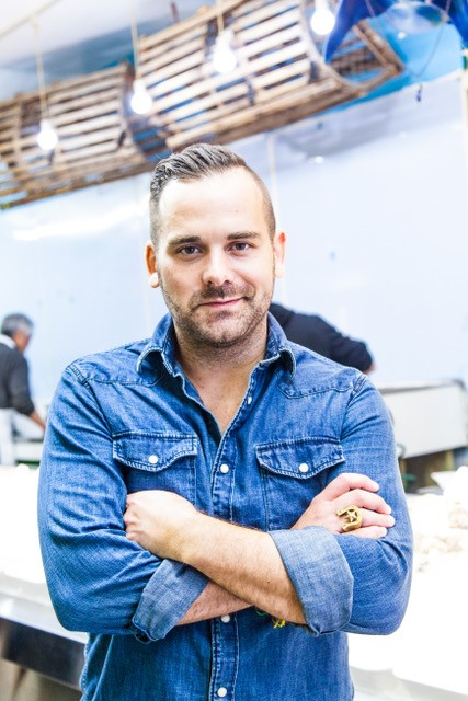 Renowned chef and TV personality, Matt Dean Pettit
