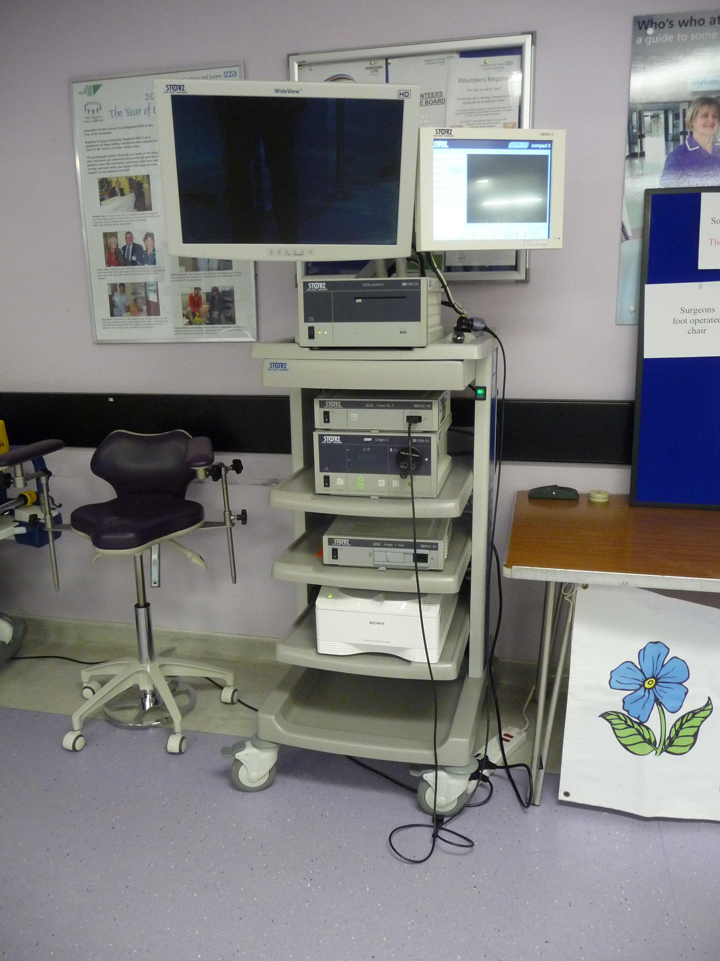 Light & monitoring equipment.JPG