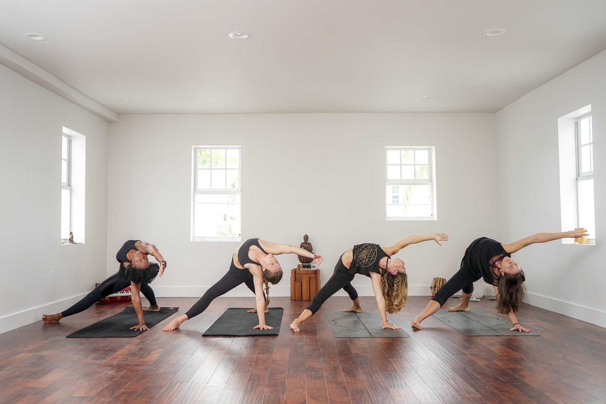 Description State Of Yoga