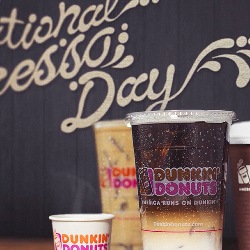 Dunkin' Donuts  - Social Content