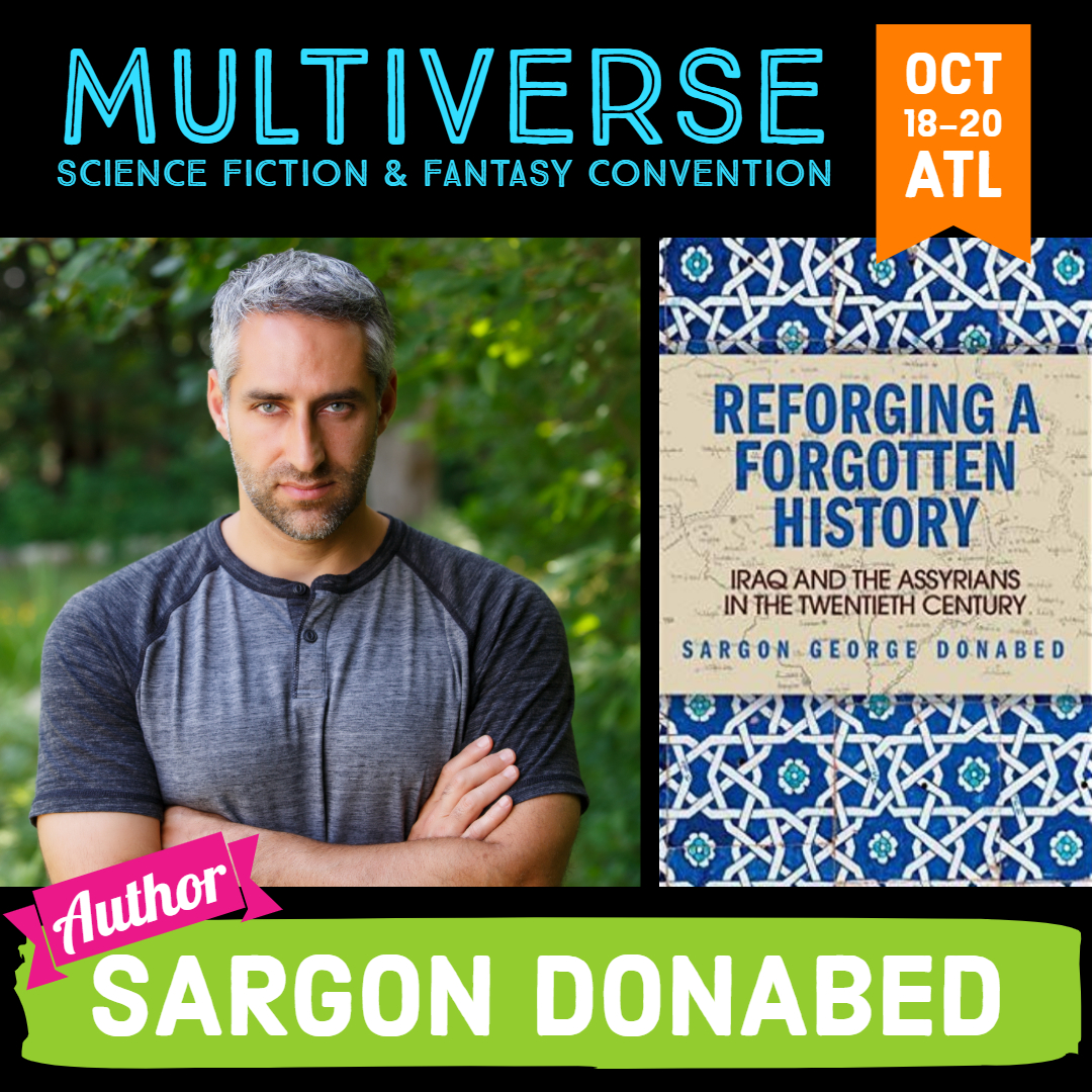 95d48b321 Sargon Donabed holds a Near and Middle Eastern Civilizations PhD from the  University of Toronto and