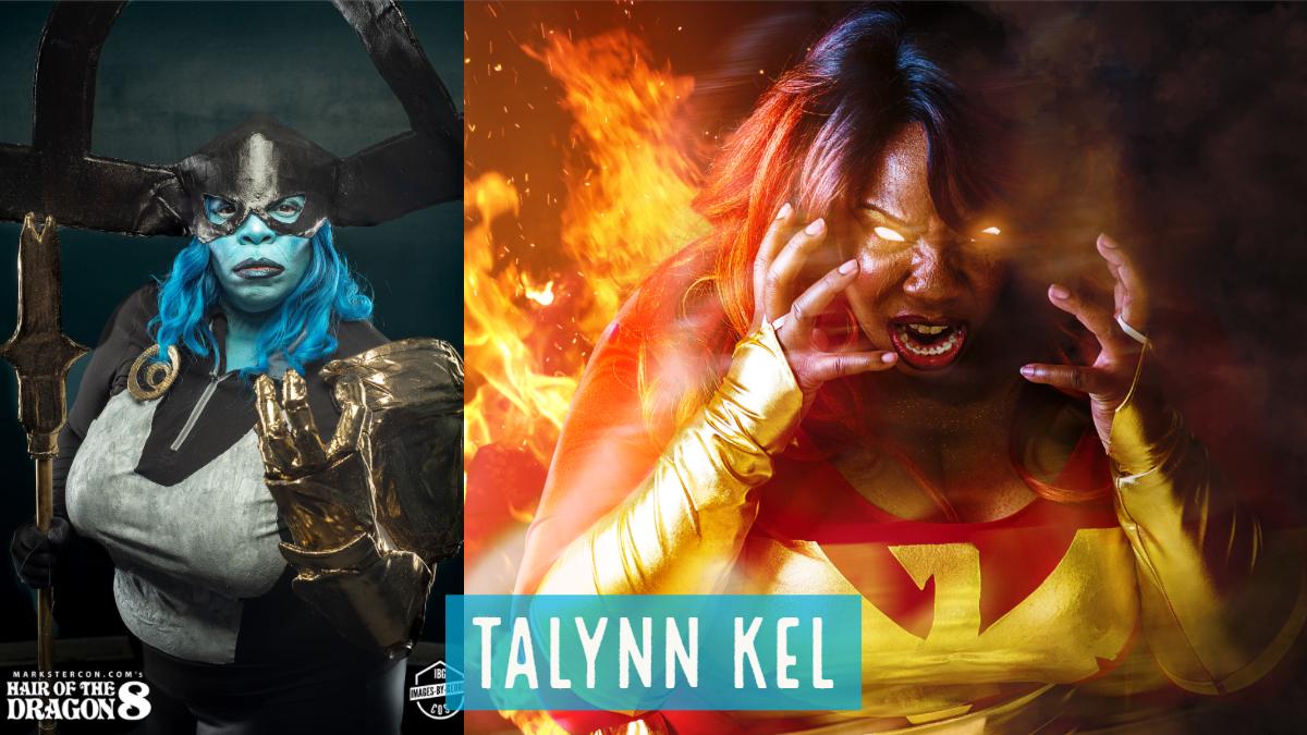 TaLynn Kel Cosplay