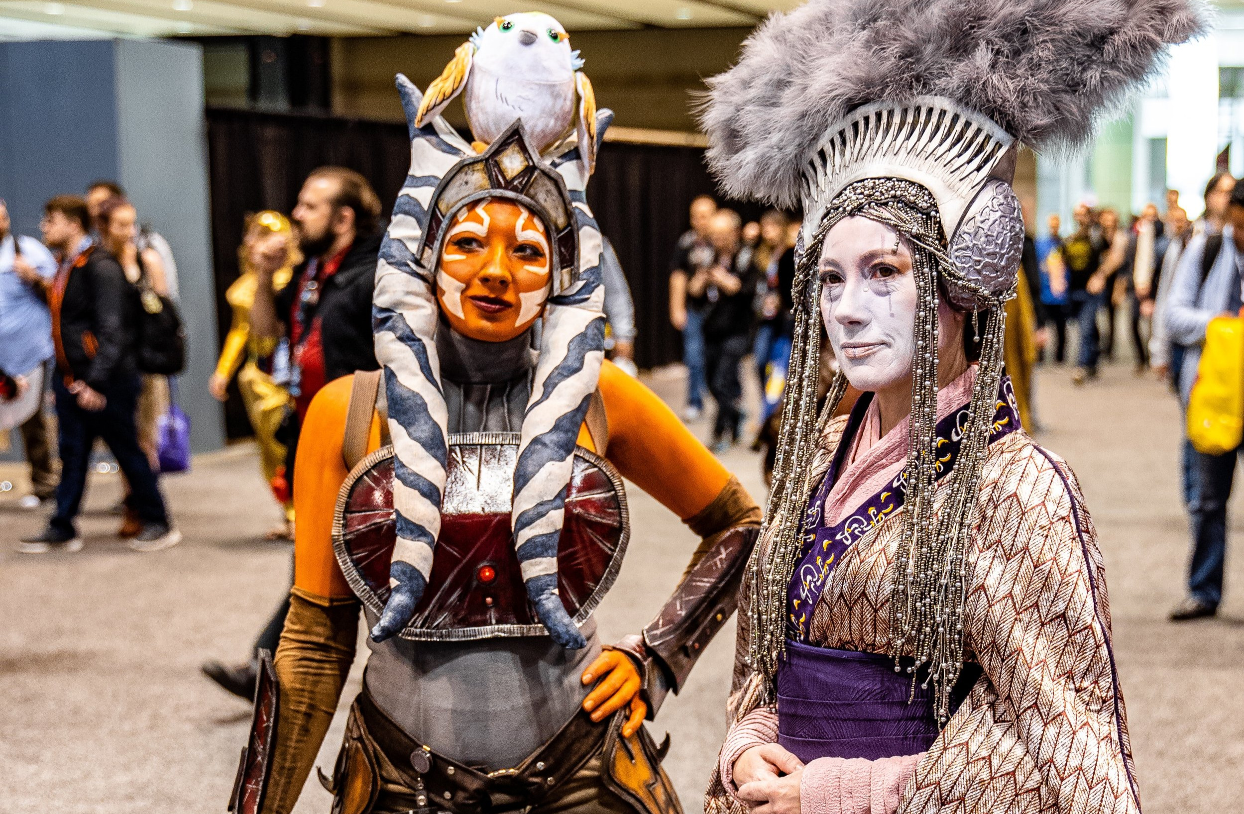 4 Reasons Why You NEED To Attend A Con This Year   Seriously