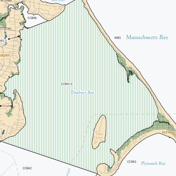 CCB-47, Duxbury Bay @massmarinefisheries.net