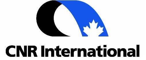 Logo of CNR International