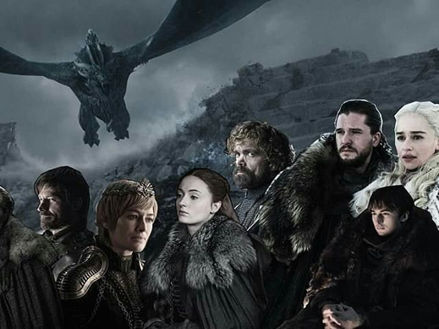 What we noticed in the first episode of Game of Thrones season 8  IF you haven't seen episode yet (Come on! It's Thursday! What are you waiting for?) then you should probably avoid this post because there might be spoilers. But if you have seen it 12 times (like we have,) here are things you might have missed. 1. Call back to the debut episode: There were lots of call backs to the debut episode of game of thrones. From Daenerys's arrival mirroring King Robert's to the welcome at the courtyard at Winterfell. 2. No one noticed Little Finger was missing: Isn't it strange that Jon did not even notice that Little Finger was missing? Yes! The same man who has caused over 50% of the chaos in the seven kingdoms and was executed by Arya at the end of season 7. 3. Jorah and the Golden Company: Many people might not remember, but Jorah once told Daenerys he fought with the Golden Company as a sell sword. Would he play a major role by turning these mercenaries for his Queen Daenerys? 4. Jon on his father…kind of: Daenerys named her dragons after 3 men. Drogon was named after Khal Drogo, Viserion after her brother Viserys and Rhaegal after her eldest brother Rheghar who is…Jon Snow's real father. It is fitting that Jon rode a dragon named after his real father. 5. Ser Jorah doesn't look home: Ser Jorah is a northerner and the heir to bear island which little Lyanna Mormont now holds. Well, he was until he was banished by Ned stark. He looked like a foreigner (like the rest) in this episode and didn't even share a scene with his niece Lyanna.  #Gameofthrones