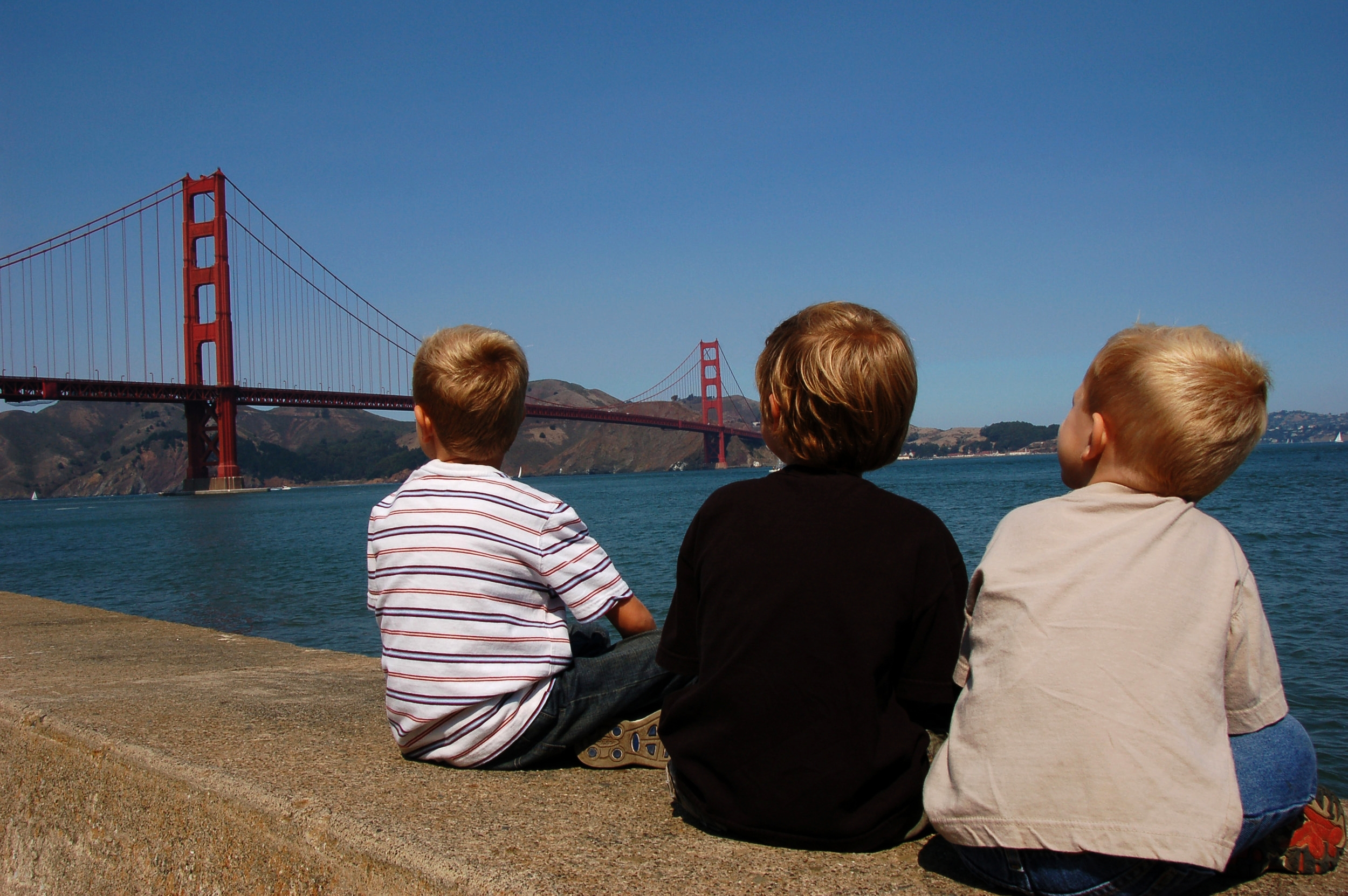 1.1M Kids under The age of 17 - Living in the San Francisco Bay Area