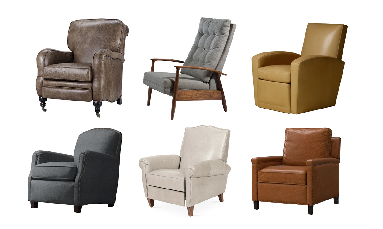 Stylish Recliner Chairs