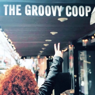 The Groovy Coop, Downtown McKinney