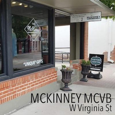 McKinney CVB, Downtown McKinney
