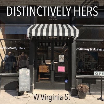 Distinctively Hers, Downtown McKinney