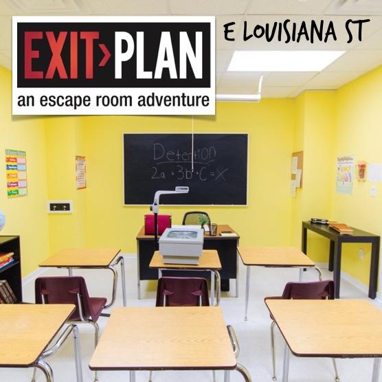 Exit Plan, Downtown McKinney