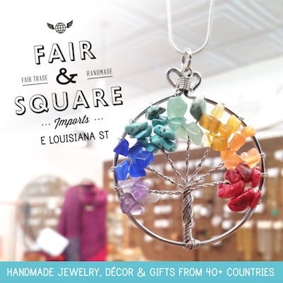 Fair & Square Imports, Downtown McKinney