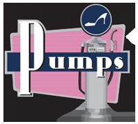 Pumps, Downtown McKinney