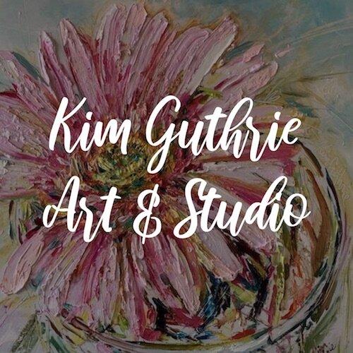 Kim Guthrie Art & Studio - Downtown McKinney, Texas